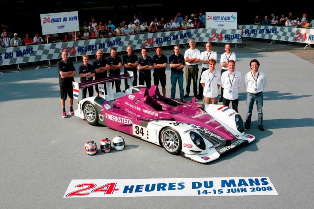 24 Uur Le Mans, 2007 ©Frits van Eldik