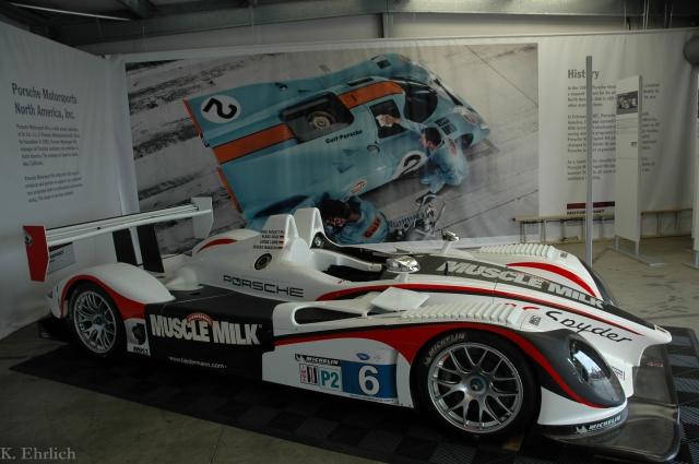 Porsche Rs Spyder 9r6 704  U2013 Rennphoto Net